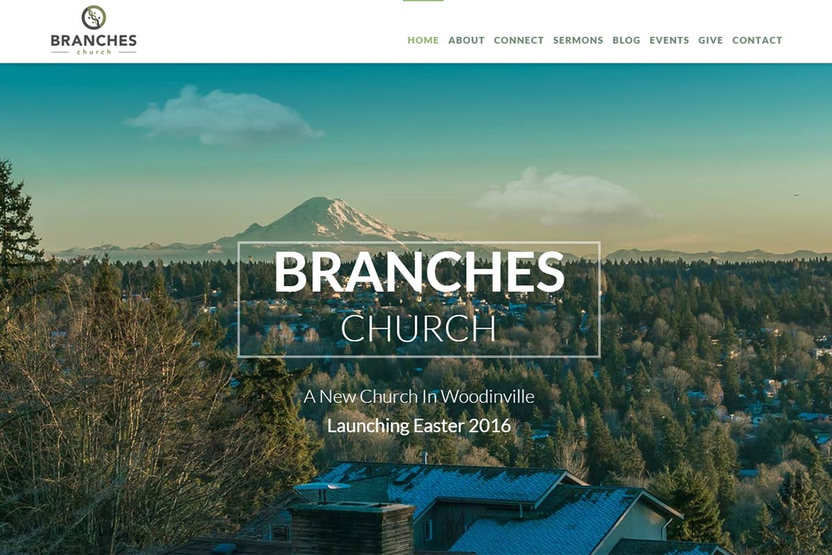 branches church website